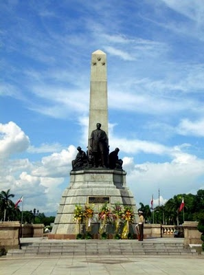 Rizal Park Manila And Park In On Pinterest