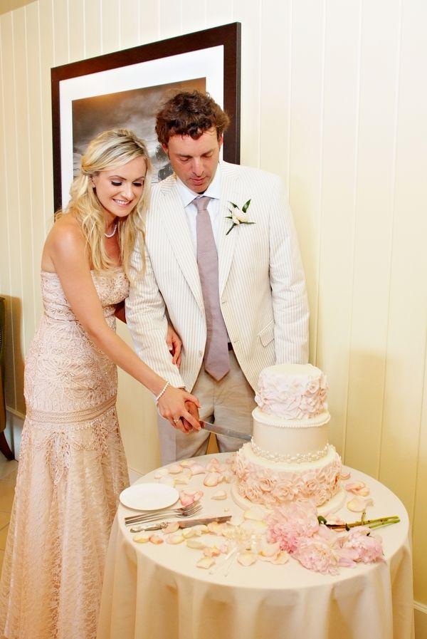 Intimate Wedding At La Playa Beach Resort