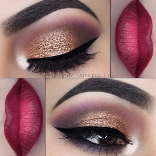 Ways of Applying Eyeshadow for Brown Eyes ★ See more: glaminati.com/...