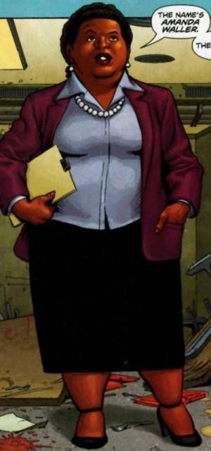Amanda Waller (Character) - Comic Vine                              …