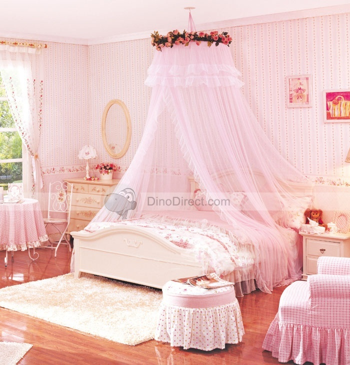 12 best canopy over bed images on pinterest child room for Canopy over bed