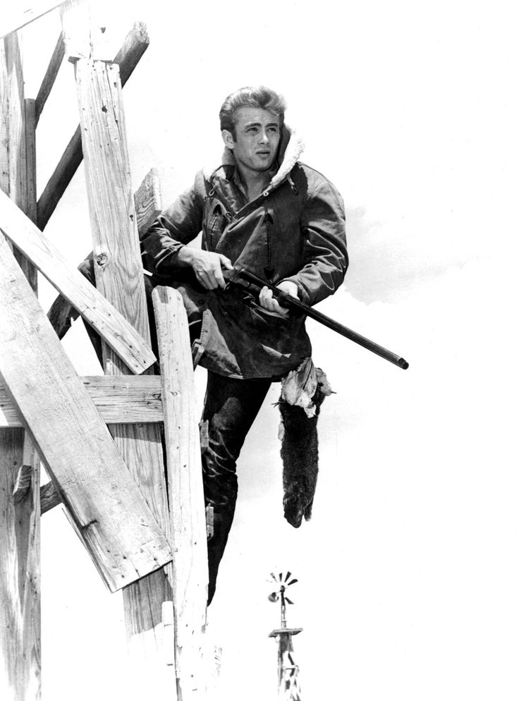 1956 American Actor JAMES DEAN 'Giant' 8x10 Glossy Photo ...  Giant 1956 James Dean