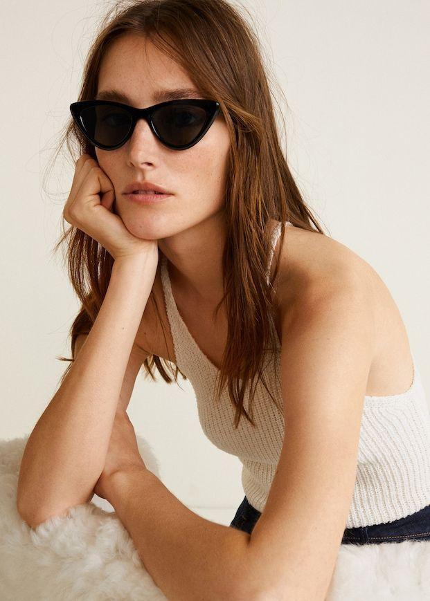 d29eb1eb839b Cat-eye sunglasses