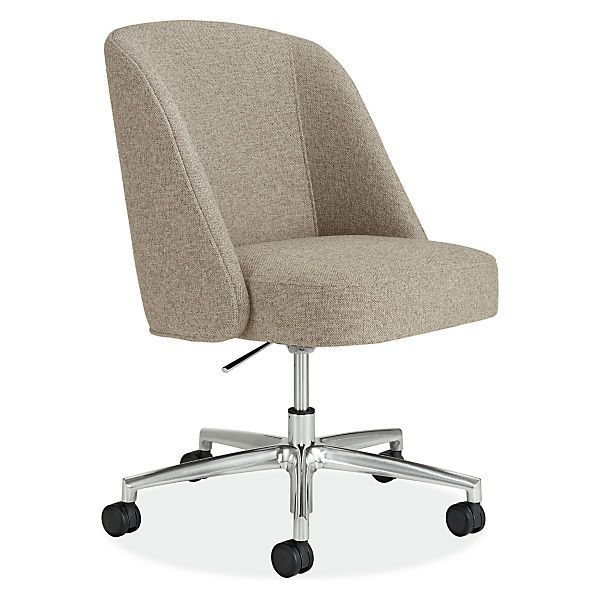 Cora Office Chair Modern Office Chairs Task Chairs Modern