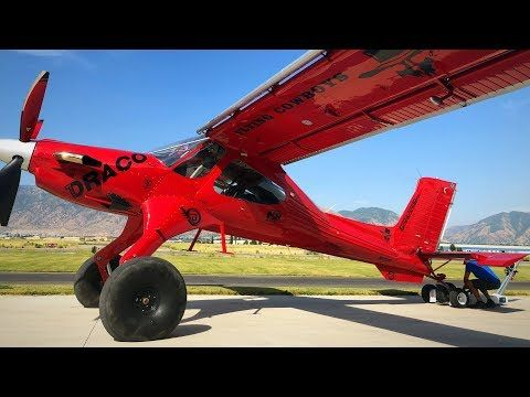 Mike Patey's Draco - The STOL Beast of Oshkosh | Planes