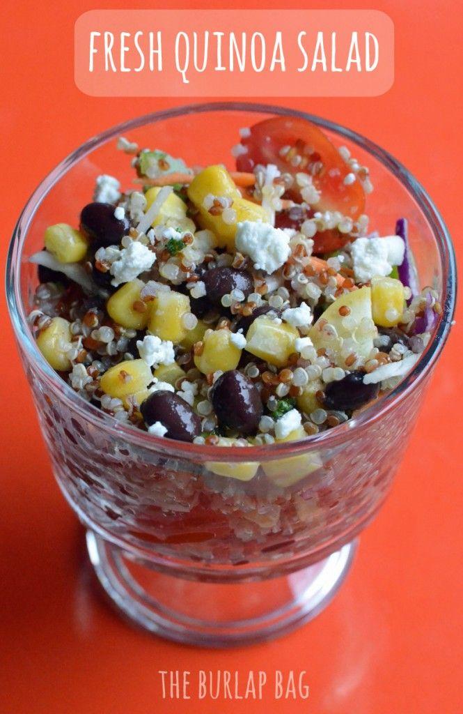 Quinoa Salad mmm