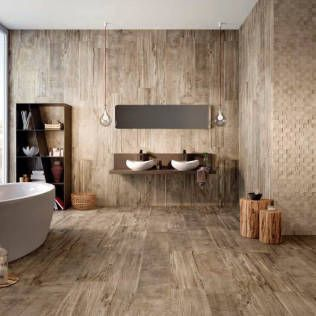 Roca Yellowstone : Bagno in stile asiatico di Badkamer & Tegels magazine