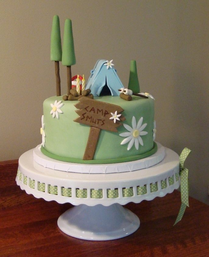 Hiking Cake: 14 Best Hiking Cakes Images On Pinterest