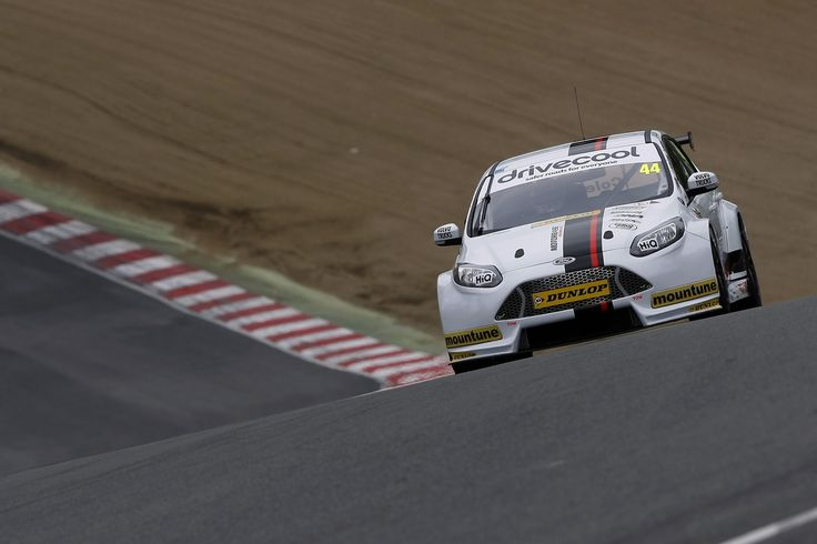 Cole confident he's in best position ever in the BTCC Motorbase line up
