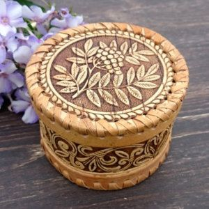 stocking stuffer, ring box, jewelry box, wedding box, decorative boxes, girlfriends gift, vintage box, wife gift, primitive, boho, flowers