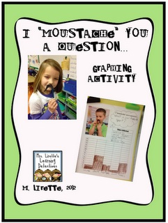 This is a free graphing activity that gives your students an opportunity to collect their own data and showcase their results in a bar graph. Students personalize their graphs with a silly moustache photo!