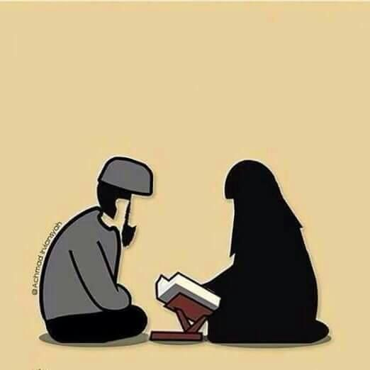 Read Al-Qur'an with you.. One Day. In Sha Allah ❤