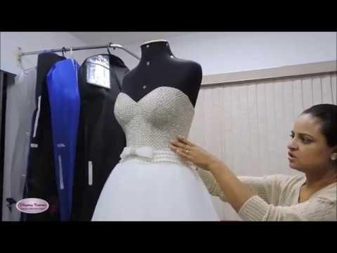 Vestido de daminha de honra - Sugestões para escolher o Vestido Certo. - Ajustes e Consertos de Roupas - Ellegancy Costuras