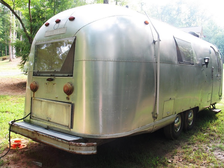 17 Best Images About Our 1966 Airstream Overlander Trailer