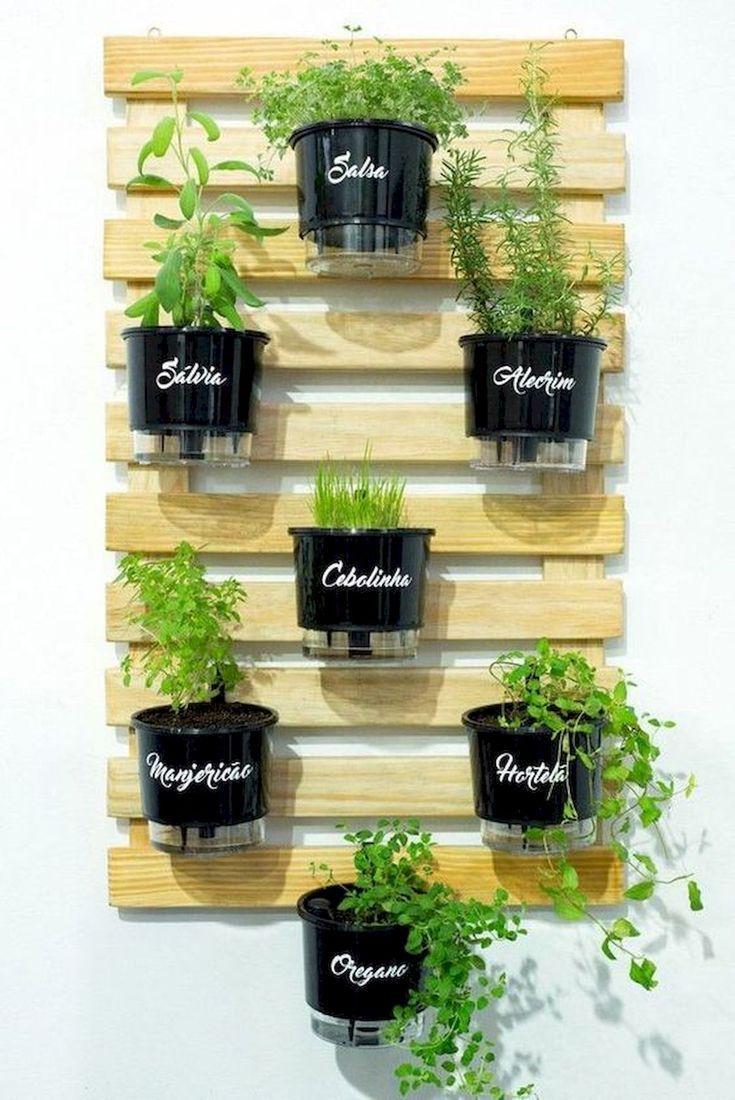 50 Inspirierende Kräutergarten-Design-Ideen und Remodel #Design #Garden #Herb #Ideen #Inspiring – montessori