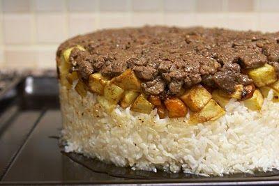 ramazan iftar menüsü, maklube tarifi