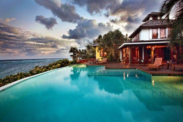 Villa vacation rental in Politilly Bight, Roaton, Honduras from VRBO.com!