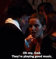 The perks of being a wallflower, how you feel at dances.
