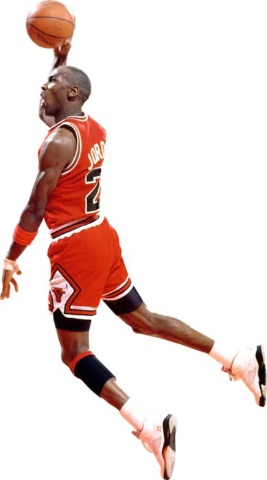 Michael Jordan Chicago Bulls NBA