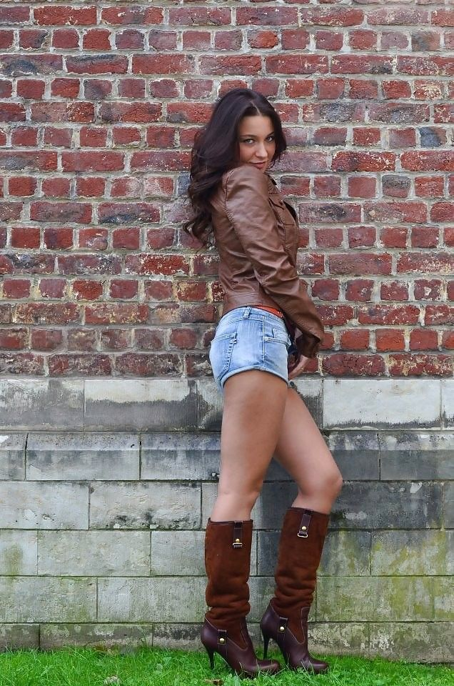 231 besten Boot Model : Julie Skyhigh Bilder auf Pinterest ...
