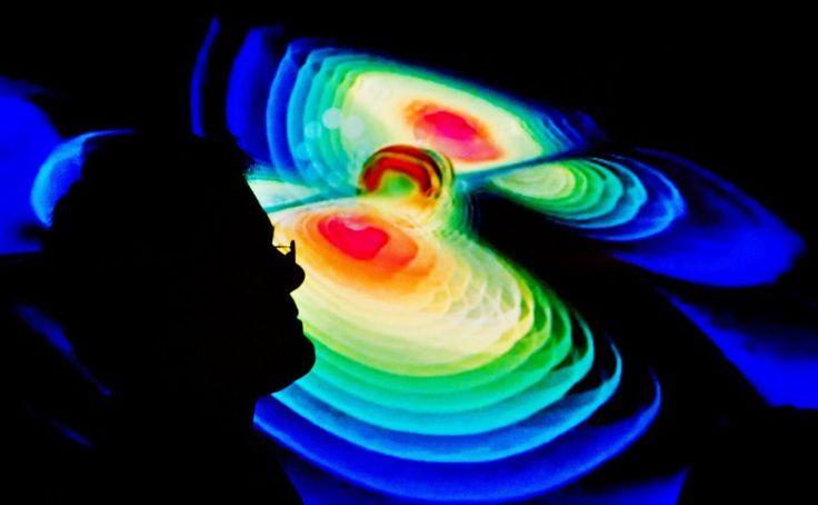 Gravitationswellen: Wasnie ein Mensch zuvor gemessen hat - SPIEGEL ONLINE - Wissenschaft