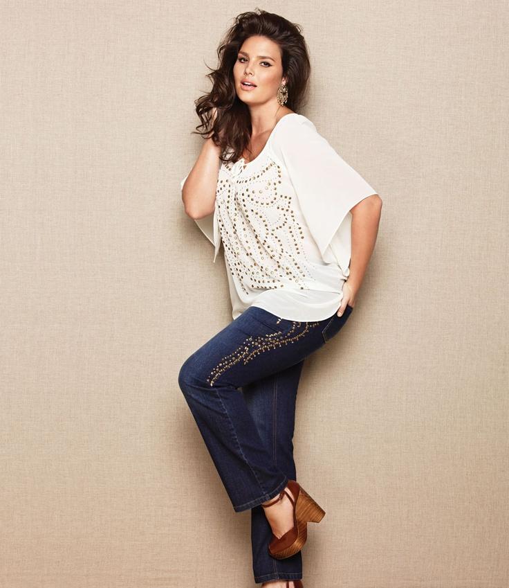 2013 İlkbahar-yaz büyük beden kadın giyimde fark yaratan marka: www.faiksonmez.com