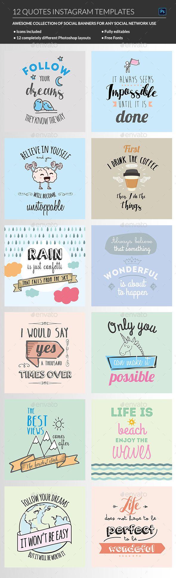 quotes templates