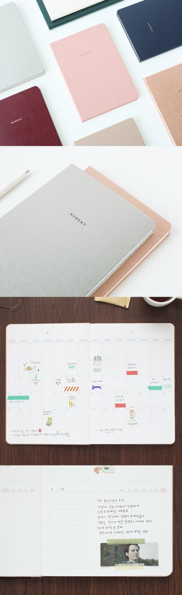 Someone said success equals organization and organization equals success. The 2017 Moment Diary Scheduler is here to help you to have well organized and successful 2017! It's a simple and classic scheduler with synthetic leather cover giving gorgeous look and feel! This scheduler has dated Monthly Plan and Yearly Plan while the Daily Plan is dateless so you can write daily plans whenever necessary. Meet the 2017 Moment Diary Scheduler! It will surely be a great help for more fruitful 2017!