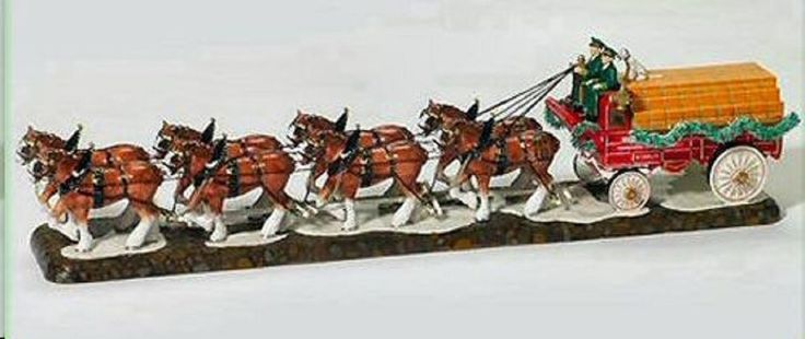 how to buy a budweiser clydesdale