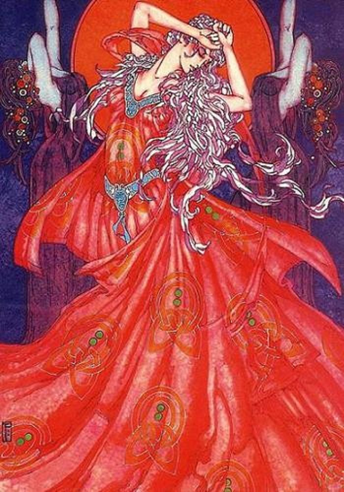 Most Design Ideas Celtic Mythology Art Pictures, And