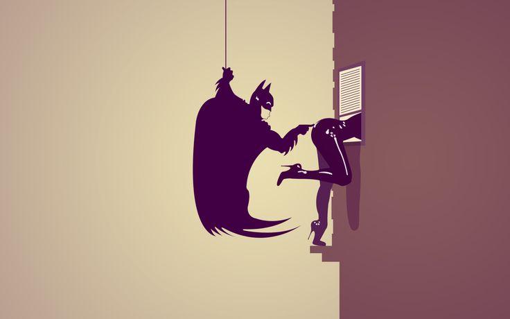 Скачать обои Женщина-кошка, неловкая ситуация, DC Comics, Batman, ass, Бэтмен, Брюс Уэйн, Застряла, Bruce Wayne, Catwoman, Попка, Селина Кайл, Девушка, раздел минимализм в разрешении 2560x1600