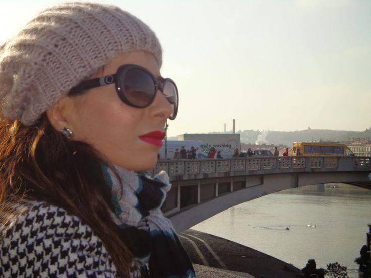 Ale's Pink Fairy Tale:storia di una principessa moderna...incantata da moda e make-up: Incantevole Praga...Outfit