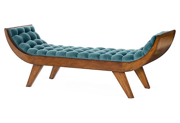 271 best images about furniture i like on pinterest for Cameron tufted chaise peacock