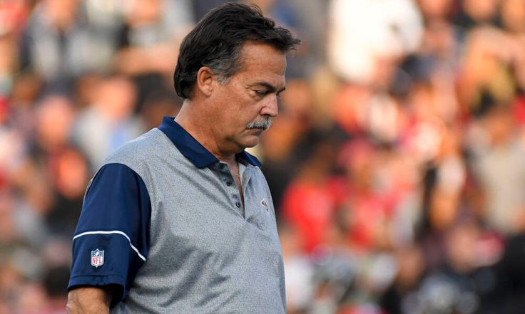 Williamson | Jeff Fisher's time in NFL should be over = This is not in the spirit of piling on, I swear. Last week, we all saw the wildly compelling yet sad video of Jeff Fisher telling his coaching staff that he was.....