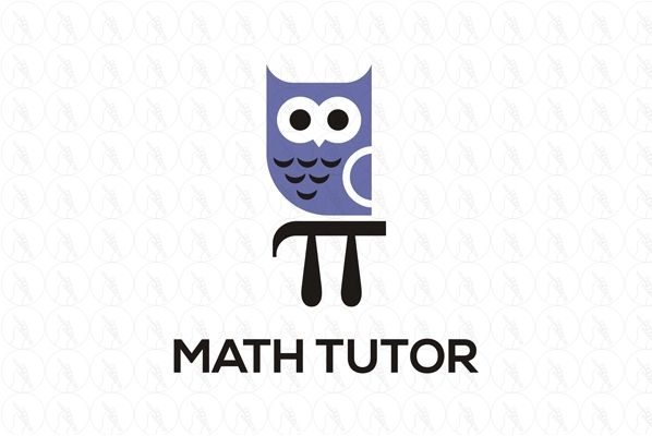 MATH TUTOR - $400 (negotiable) http://www.stronglogos.com/product/math-tutor #logo #design #sale #education #math #tutoring #blog #app