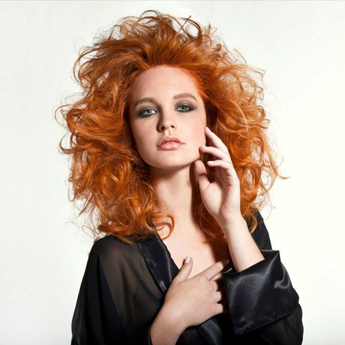 gino hairandmore FW15 Hair collection