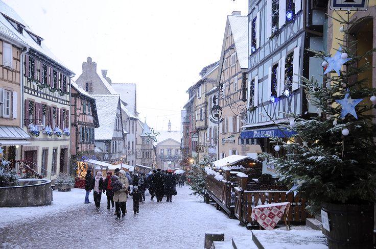 Les Marchés de Noël de Colmar - Ribeauvillé-Riquewhir