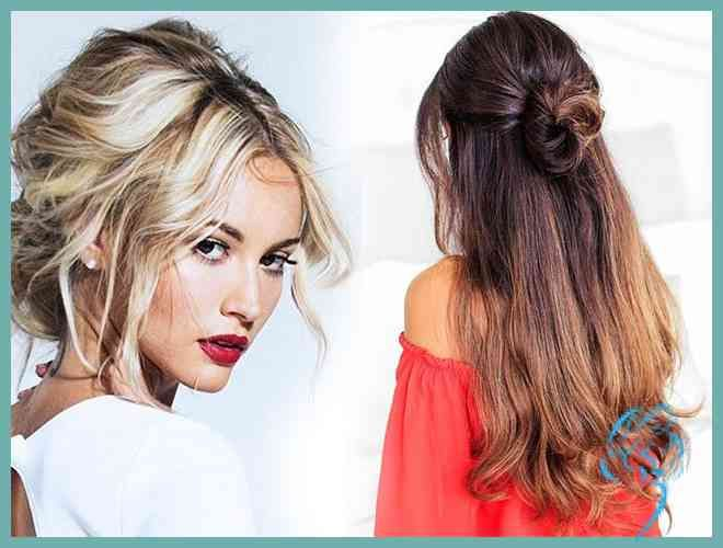 Schone Lassige Frisuren Step By Step Moderner Stil Damen Frisuren Lassige Frisuren Frisuren Damen Haar Styling