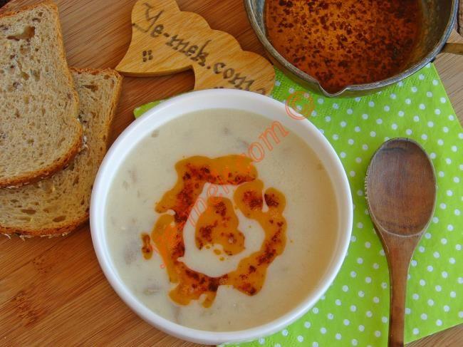 Etli Düğün Çorbası Resimli Tarifi - Yemek Tarifleri
