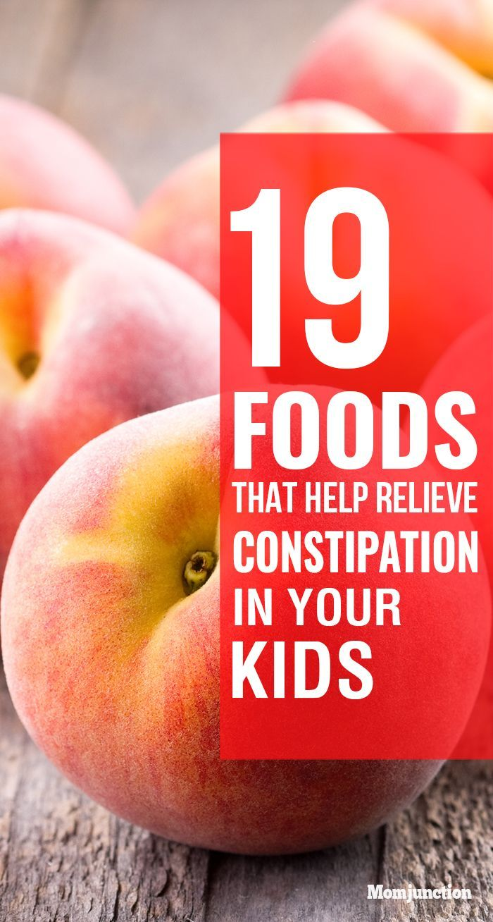 Foods to Relieve Constipation: Here are our ten best suggestions to include fiber rich foods for kids constipation in their daily diet!