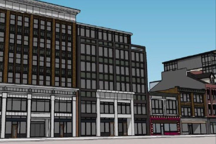 The City of Hamilton announced today that LiUNA (Labourers' International Union of North America) willdevelop a parcel of LiUNA-owned land adjacent to the Lister Block building on King William Street.