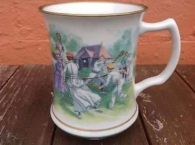 1988 lawn tennis #association - #centenary ceramic #tankard,  View more on the LINK: 	http://www.zeppy.io/product/gb/2/112140507280/