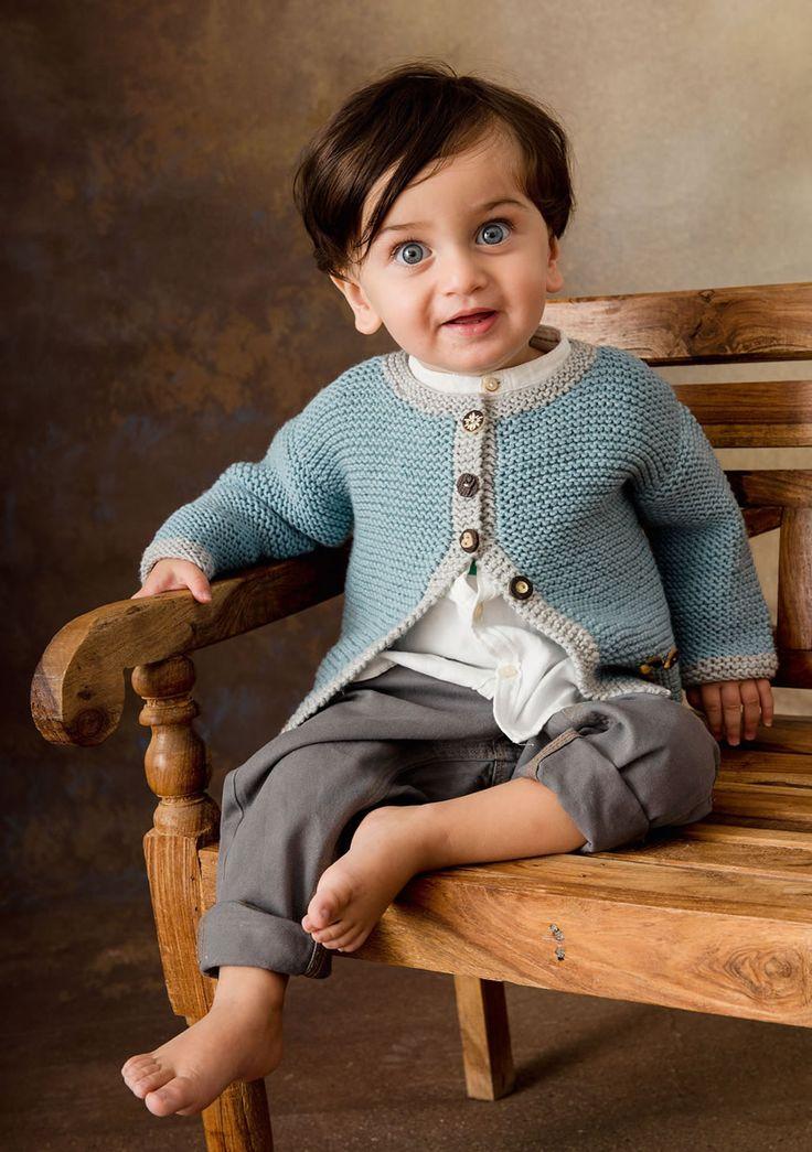 Lana Grossa JACKE Cool Wool Big - FILATI INFANTI No. 10 - Modell 65 | FILATI.cc WebShop