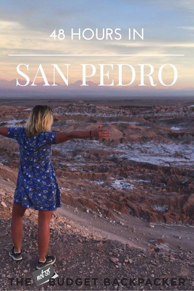 Most travelers will find themselves here pre or post salt flats trip, but don't write it off there are many things to do in San Pedro de Atacama to keep you entertained for 48 hours.