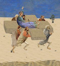 #SPG You should see this: 10 Gifs bizarros e engra%E7ados baseados em pinturas renascentistas