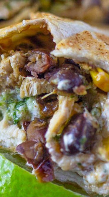 how to make tortilla wraps crispy
