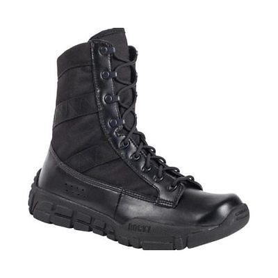 promo code 22cac 33ba2 Rocky-Men-039-s-8-034-C4T-Military-Inspired-Duty-Boot-RY008