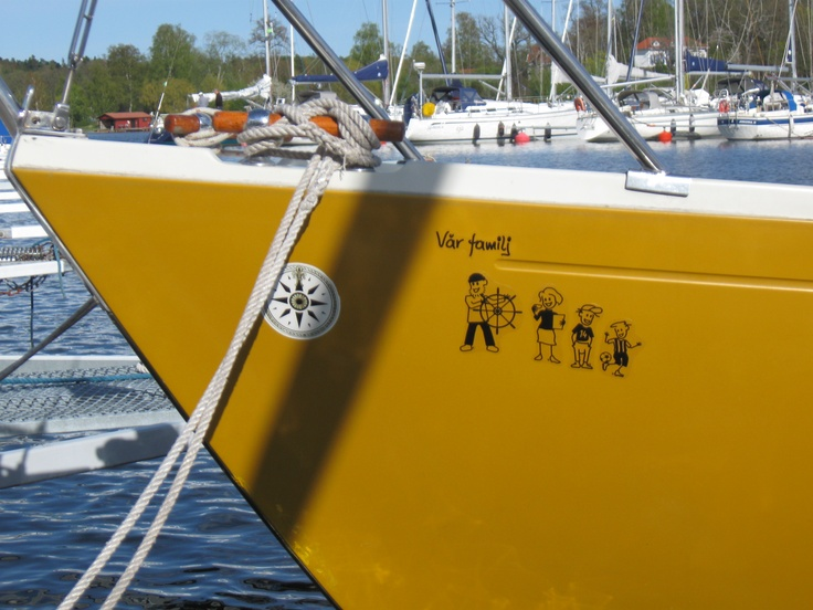 Fun on your boat!