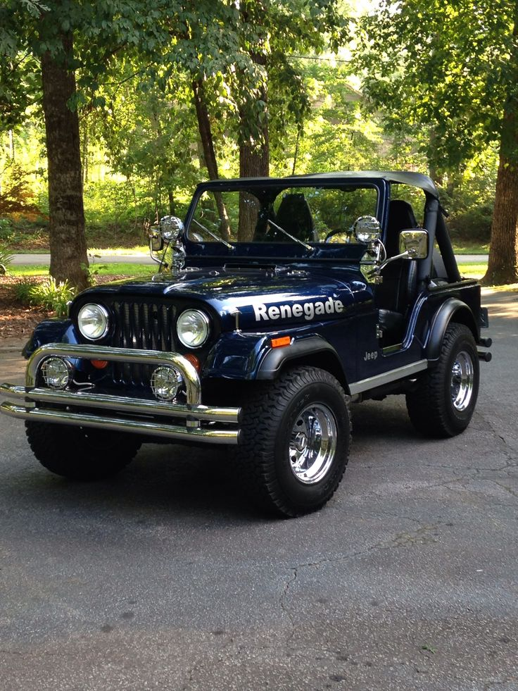 Jeep CJ Repin by EmpireCovers.com