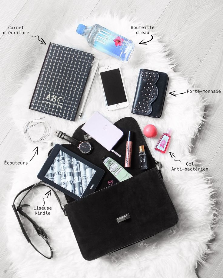 What's in my bag ? - 101 Things Girls Like